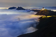 Le pays des merveilles en Hong Kong Images libres de droits
