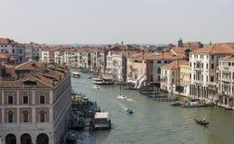Le paysage à Venise, Italie Images libres de droits