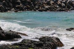 Le paysage dans le merimbula, Australie Images stock