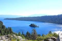 Le paysage de parc national du lac Tahoe Photos libres de droits
