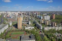 Le paysage urbain Photos libres de droits