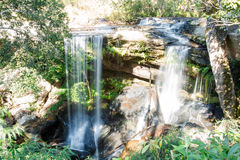 Le Penpob Mai Waterfall Photos stock