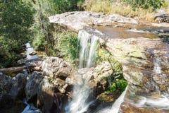 Le Penpob Mai Waterfall Photo libre de droits