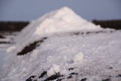 Le pentole del sale a Fuencaliente de la Palma, La Palma, isole Canarie Immagini Stock Libere da Diritti