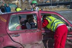 Une opération de sauvetage coordonnée est lancée, la photo 23 Photos stock