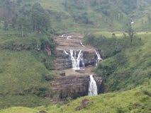 Le petit automne de Niagara, Nuwara Eliya dedans de Sri Lanka photo libre de droits