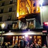 Le petit chatelet. Paris stock photography