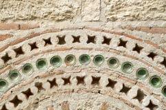 Le petit groupe des abat-jour arque St Paraskeva dans vieux Nessebar, Bulgarie Photos stock