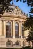 Le Petit Palais,巴黎 免版税库存照片