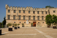 Le Petit Palais in Avignon Royalty Free Stock Photography