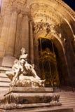 Le Petit Palais de Paris Photos libres de droits