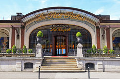 Le Petit Palais in Montreux, Switzerland. Stock Photography