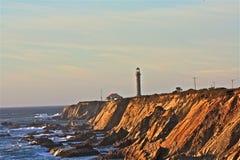 Le phare à l'arène de point, Ca 1 Image libre de droits