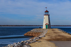 Le phare Images stock