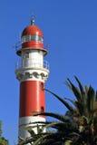 Le phare de Swakopmund Photo stock