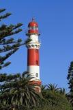 Le phare de Swakopmund Photos libres de droits