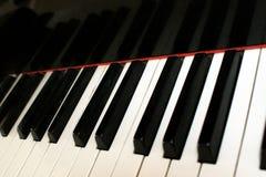 Le piano Photographie stock libre de droits