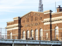 Le pilier de Baltimore image stock