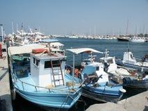Le Pirée - la Grèce Photographie stock libre de droits