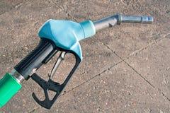 le pistolet de l'essence images stock