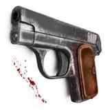 Le pistolet des femmes Photo stock