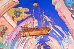 Le plafond Photo libre de droits