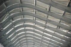 Le plafond en acier Photo stock