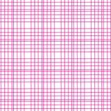 Le plaid géométrique sans couture abstrait de rose d'ornement raye l'illustration de vecteur de fond de modèle illustration de vecteur
