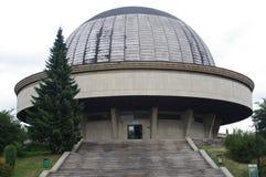 Le planétarium silésien en Pologne Images stock