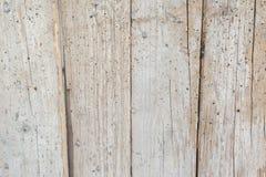 Le plance di legno Immagini Stock Libere da Diritti