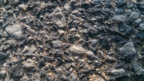 Le plancher et la route en pierre donnent à des papiers peints et à des milieux une consistance rugueuse Images stock