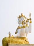 Le plus grand dieu de Vishnu Image libre de droits