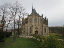 Le plus grand temple du monde de St Elizabeth, le saint patron des mineurs photos libres de droits