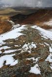 le plus haut monde de skipiste Image stock