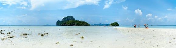 Le point culminant invisible de la Thaïlande Photos libres de droits