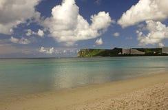 Le point de l'amoureux de la Guam deux Photo stock