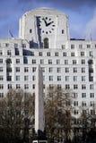 Le pointeau de Cléopâtre, Londres Photos stock
