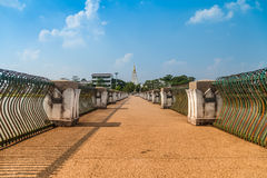 Phra ce Nong Bua. Photos stock