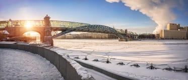 Le pont d'Andrew Photo libre de droits