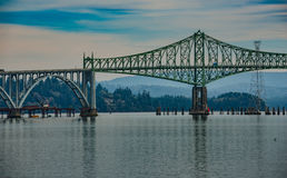 Le pont de Conde B Pont en mémorial de McCullough photo stock