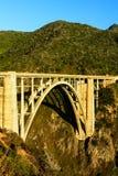 Le pont de crique de Bixby Photos libres de droits