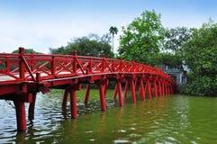 Le pont de Huc Image libre de droits