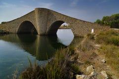 Le pont du rire murcia photo stock