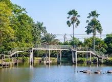 Le pont Image stock