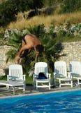 Le pool23 Images libres de droits