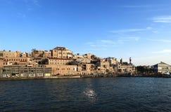 Le port de Jaffa Image stock