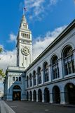 Le port de San Francisco images stock