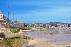 Le port de StIves, les Cornouailles photographie stock libre de droits