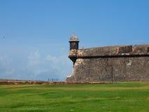 le Porto Rico Image libre de droits