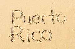 le Porto Rico Photos libres de droits